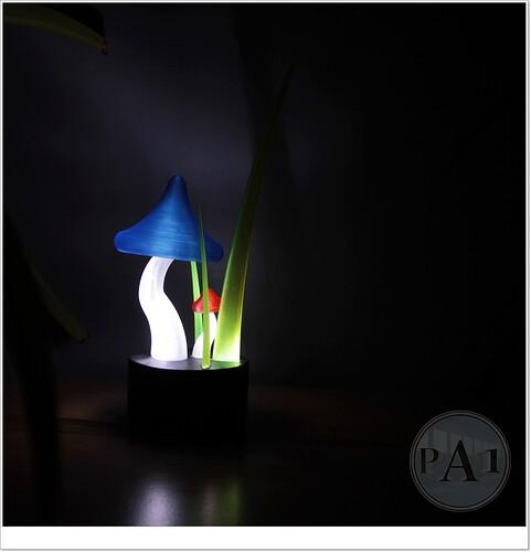 GRASS LAMP001